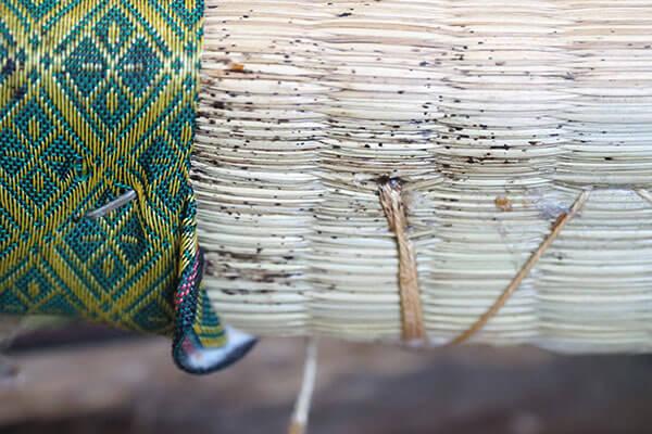 トコジラミの痕跡 畳の裏