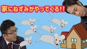 ネズミを駆除しなければならない 動画サムネイル